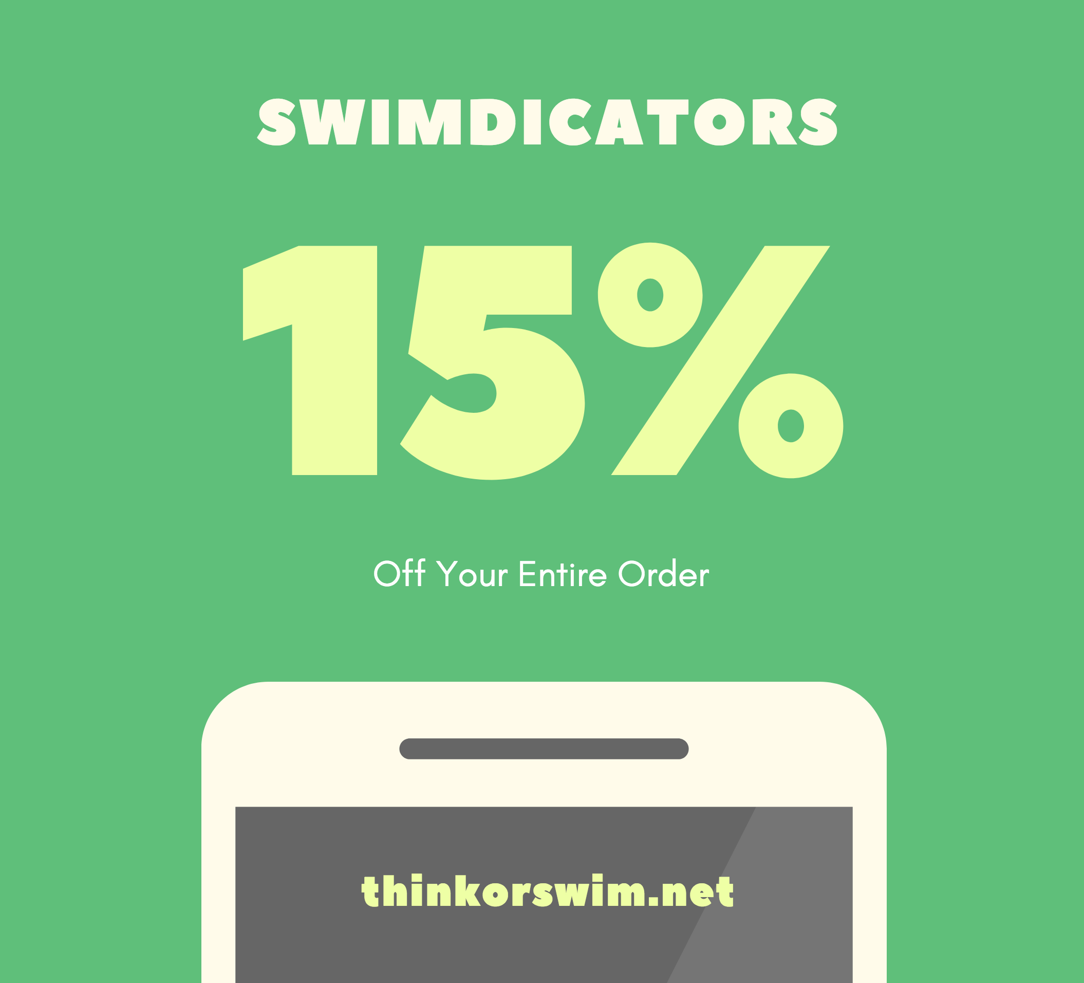 15 percent off coupon code for thinkorswim