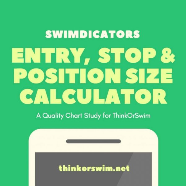 entry stop and position size calculator study for thinkorswim