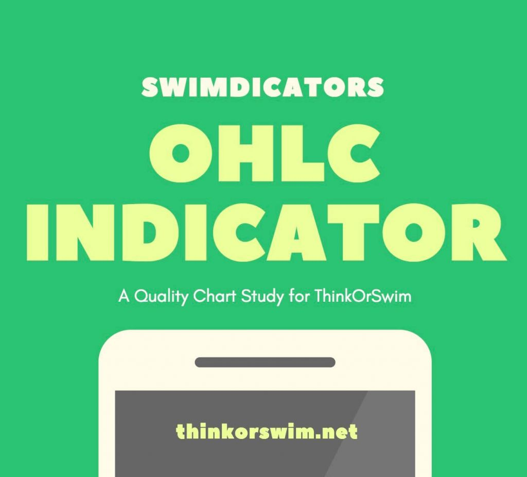 open high low close indicator study for thinkorswim