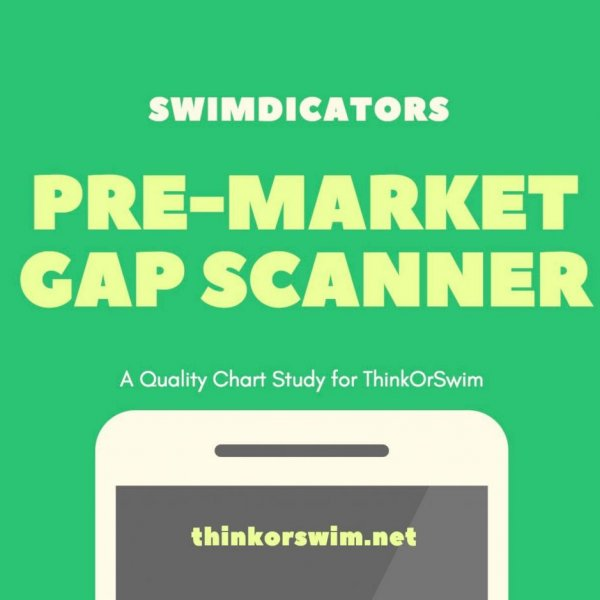 premarket movers and gaps scanner for thinkorswim