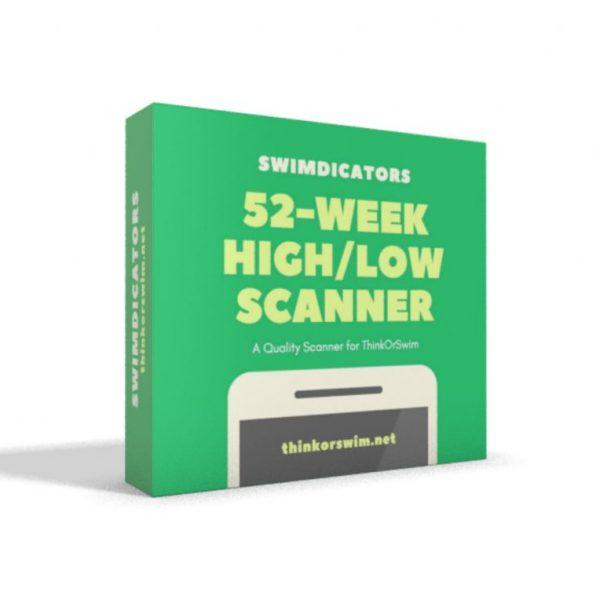 52 week high low scan for thinkorswim