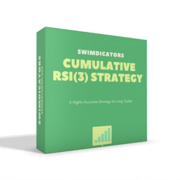 Cumulative RSI trading strategy 3 for thinkorswim