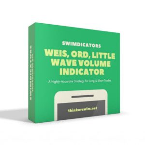 Weis Wave and Ord-Volume Indicator for ThinkOrSwim