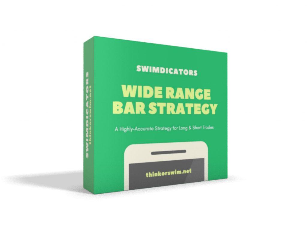 Wide range bar trading strategy